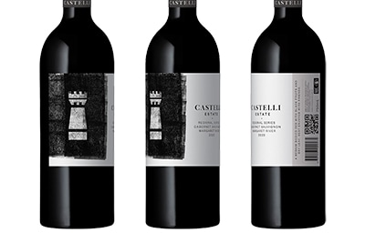 Get a glimpse of Castelli new wine range